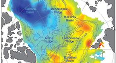 Environmental New, Redistribution of fresh/salt water in the Arctic.