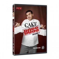 Cake Boss: Season 4 - Volume 1 DVD