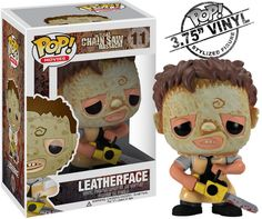 Leatherface - Texas Chainsaw Massacre - Funko Pop! Vinyl Figure