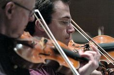 Making Music: the work of a Syracuse Symphony Orchestra musician isn't as effortless as it sometimes seems