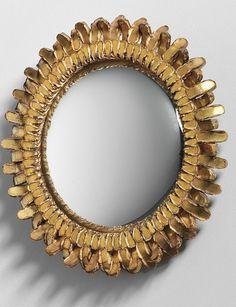Line Vautrin Gerbera Mirror