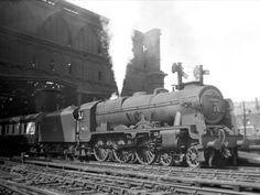 46121 Highland Light Infantry, City of Glasgow Regiment. Steam Railway, Train Art, British Rail, Melting Pot, Steam Engine, Steam Locomotive, Glasgow, Transportation, Journey