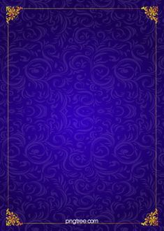 Background Texture Pattern Lace Border B