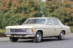 Opel Admiral 1970