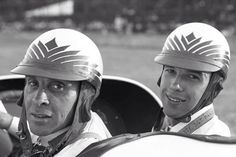 Johnny Seymour & Joe Kennelly 1936 Indy 500 entrants