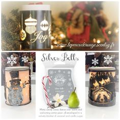 Share Holiday magic and mirth as warm fragrance fills the air and sleigh bells ring...
