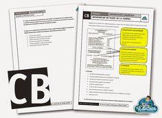La Eduteca: TRABAJANDO LAS COMPETENCIAS   Interpretar un ticket de compra