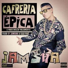 Jamsha (Cafreria Epica) El Cyber Disco Caratula oficial