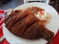 Image result for west african food West African Food, Nigerian Food, Pork, Dishes, Meat, Image, Kale Stir Fry, Tablewares, Pork Chops