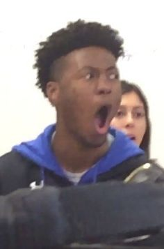 This Teen Became A Meme After His Pure Reaction To Rare Animals In Class Went Viral
