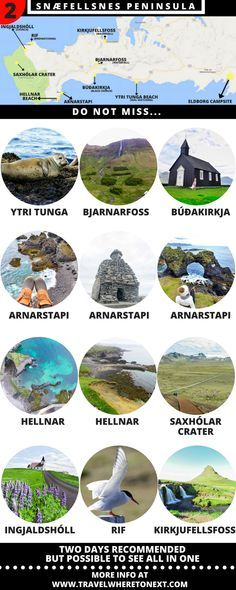 Iceland In-depth Ring Road Guide
