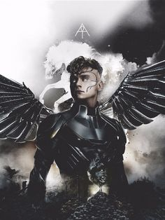 Promo poster. X-Men Apocalypse: Archangel.