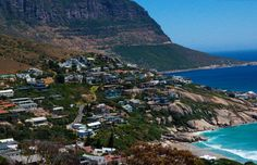 Coast road | Cape Town | Southern Africa