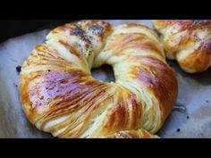 Cooking Chef, Cooking Recipes, Pizza Pastry, Brioche Recipe, Homemade Dinner Rolls, Great Desserts, Turkish Recipes, Bread Rolls, Sweet Bread