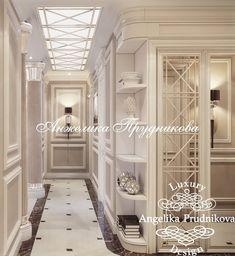 Classic House Design, Design Your Dream House, Home Entrance Decor, House Entrance, Hall Design, Floor Design, Hacienda Style Homes, Living Room Decor Cozy, Bedroom Bed Design