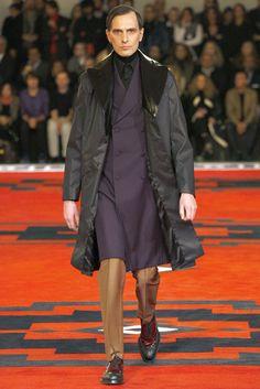 Prada Fall 2012 Menswear Collection