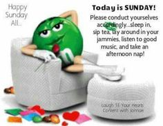 Happy Sunday quotes quote days of the week sunday m and ms sunday quotes happy sunday