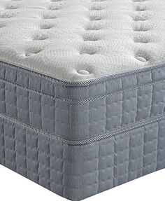 Serta Perfect Sleeper Majestic Bay Eurotop Cushion Firm California King Mattress Set
