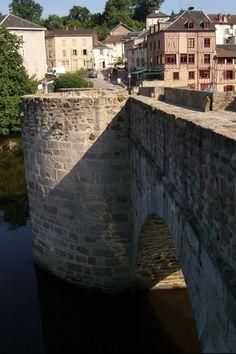 Limoges, Pont Saint-Etienne