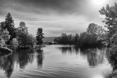 By the lake - null