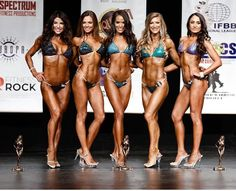 Clear bikini posing heels shoes figure competitor bodybuilding competition npc fibbing wnbf ifpa stage rhinestones