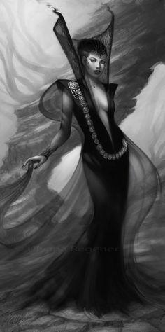 Dark Lily from the movie Legend, one of Tom Cruises firsts. I think - Realty Worlds Tactical Gear Dark Art Relationship Goals Fantasy Kunst, Dark Fantasy Art, Fantasy Women, Fantasy Girl, Fantasy Artwork, Fantasy Warrior, Fantasy Witch, Steam Punk, Diy Art