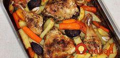 Jesenné hody z jedného plechu: 15 receptov na šťavnaté pečené mäsko, po ktorom si oblížete všetky prsty Pot Roast, Minion, Chicken, Ethnic Recipes, Food, Carne Asada, Roast Beef, Essen, Minions