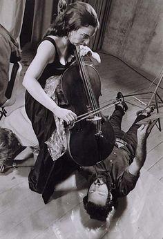 Charlotte Moorman Fluxus Art, Cello Art, Nam June Paik, John Cage, Cellos, Thing 1, Yoko, Happenings, Public Art