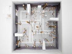 Pavilhão do Japão na Bienal de Arquitetura em Viena 2012