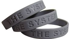 24hrsWristbands.com - Debossed most stylish wristbands at jst $0.99 only
