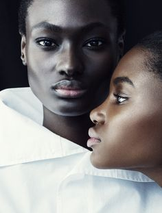 Black people are BEAUTIFUL.
