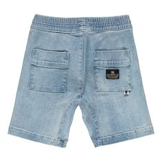 Fletcher Denim Bermuda Shorts-product