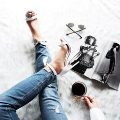 Coffee and fashion // Cristina Ramella Jewelry
