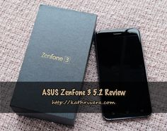 ASUS ZenFone 3 5.2 Z017D Review | Dear Kitty Kittie Kath- Top Beauty and Lifestyle Blogger with Style and Mommy Blog on the side