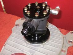 NEW HILBORN 150C-00  Fuel pump : 1.7 gpm  compare to 200  Waterman or 00 DSR