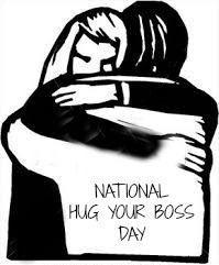 national hug a redhead day