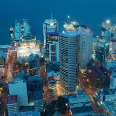 Auckland, New Zealand - The City of Sails