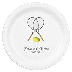 Tennis Wedding Perso