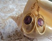 Amethyst and gold