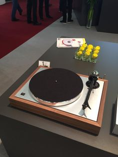 """henleydesigns: """"Pro-Ject 'The Classic' """""""