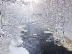 Winter Landscape Stock Image , #Aff, #Landscape, #Winter, #Image, #Stock #AD