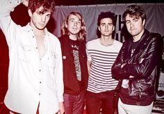 The Vaccines....swoonnnn.
