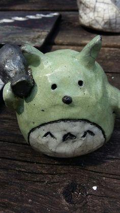 Totoro raku.