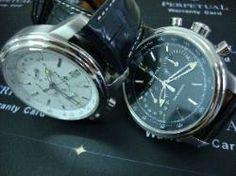 Perpetual Watch Chronograph 2 (Automatic 2-Register Column-Wheel Chronograph/ ST1940 Chinese Venus 175)