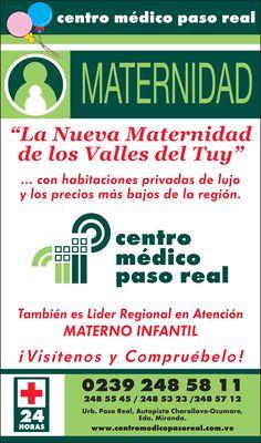 Pendon impreso Centro Medico Paso Rea Maternidadl