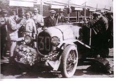 LE MANS 1924 - Chenard et Walker  #30 - Christian Dauvergne -   Manso de Zuniga