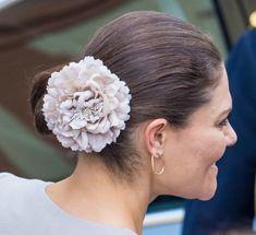 Oct 3, 2018 | Royal Hats Princess Victoria Of Sweden, Crown Princess Victoria, Pink Silk, Blush Pink, Floral Fascinators, Swedish Royals, Hats, Flowers, Fashion