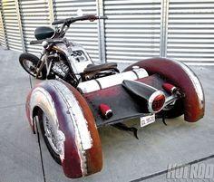 Trikes on Pinterest | Custom Trikes, Big Wheel and Motorcycles