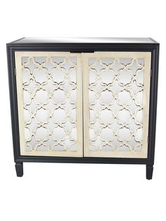 UMA Two-Door Cut-Out Cabinet