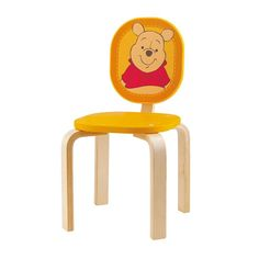 Winnie the pooh stoel
